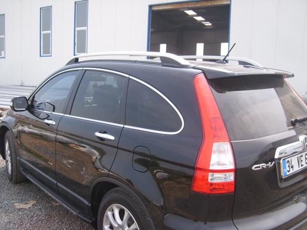 рейлинги на крышу автомобиля honda cr-v 3